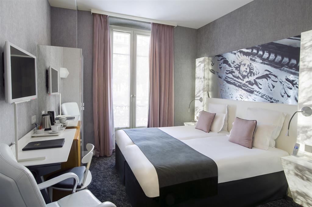 Best Western Premier Marais Grands Boulevards - Habitación