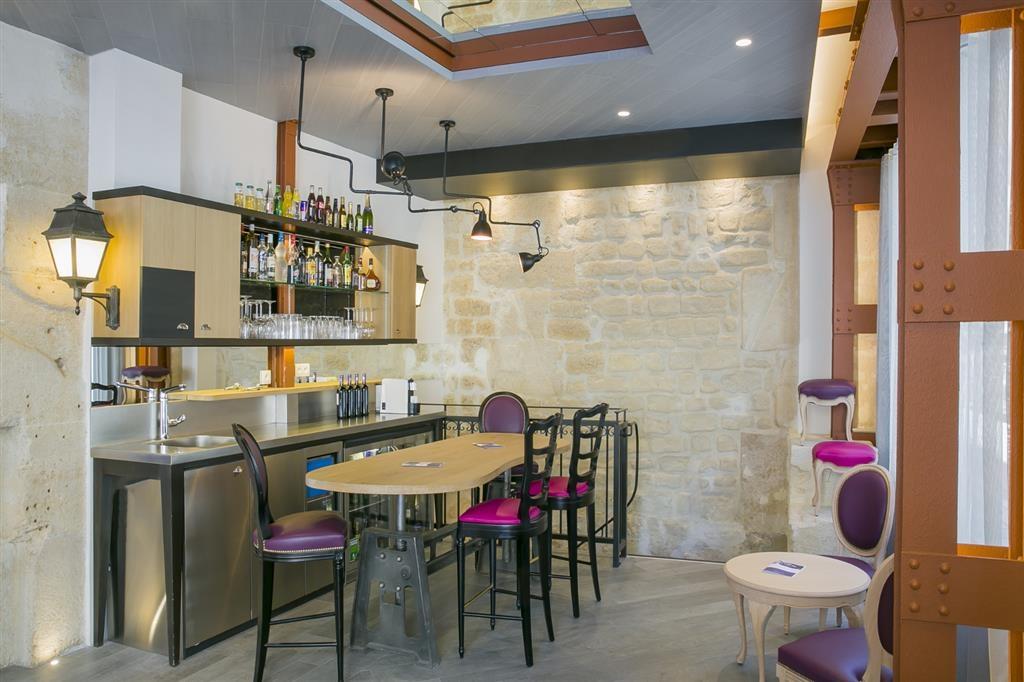 Best Western Premier Marais Grands Boulevards - Bar