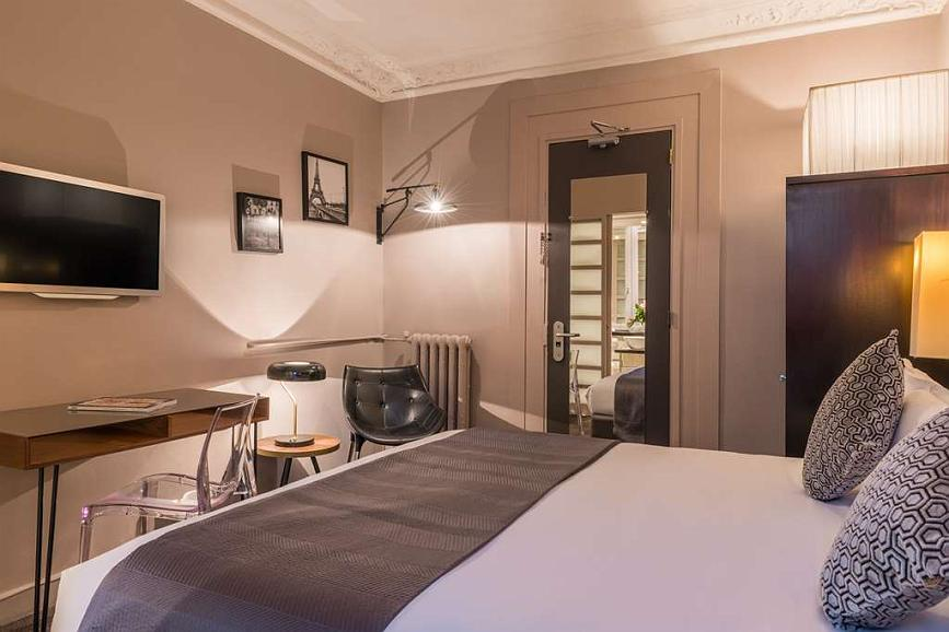 Hotel Best Western Paris Gare Saint Lazare, Paris