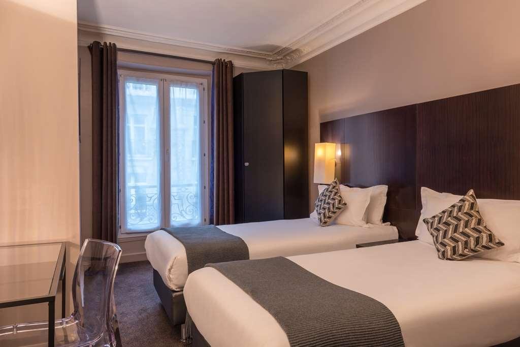 Best Western Paris Gare Saint Lazare - Gästezimmer/ Unterkünfte