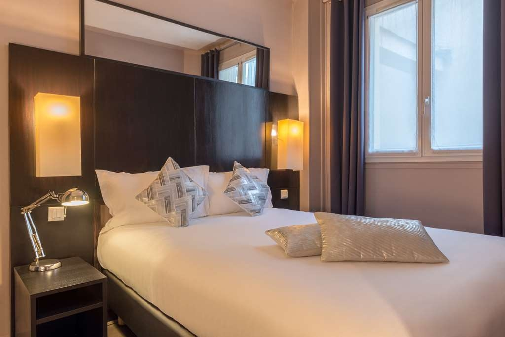 Best Western Paris Gare Saint Lazare - single room Cohen BW PARIS ST LAZARE
