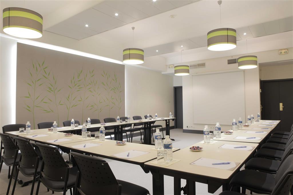 Best Western Crequi Lyon Part Dieu - Meeting Room