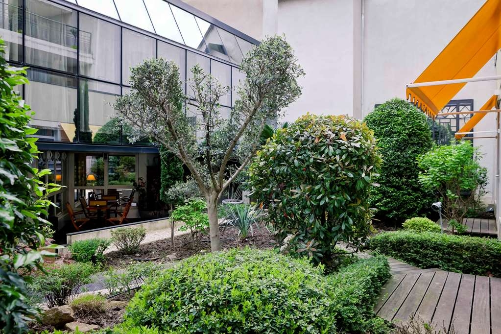 Best Western Crequi Lyon Part Dieu - Garden