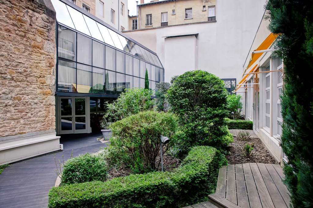 Best Western Crequi Lyon Part Dieu - Vista Exterior