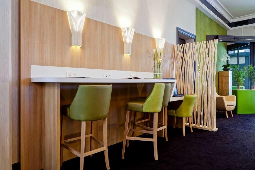 Best Western Crequi Lyon Part Dieu - Business Center