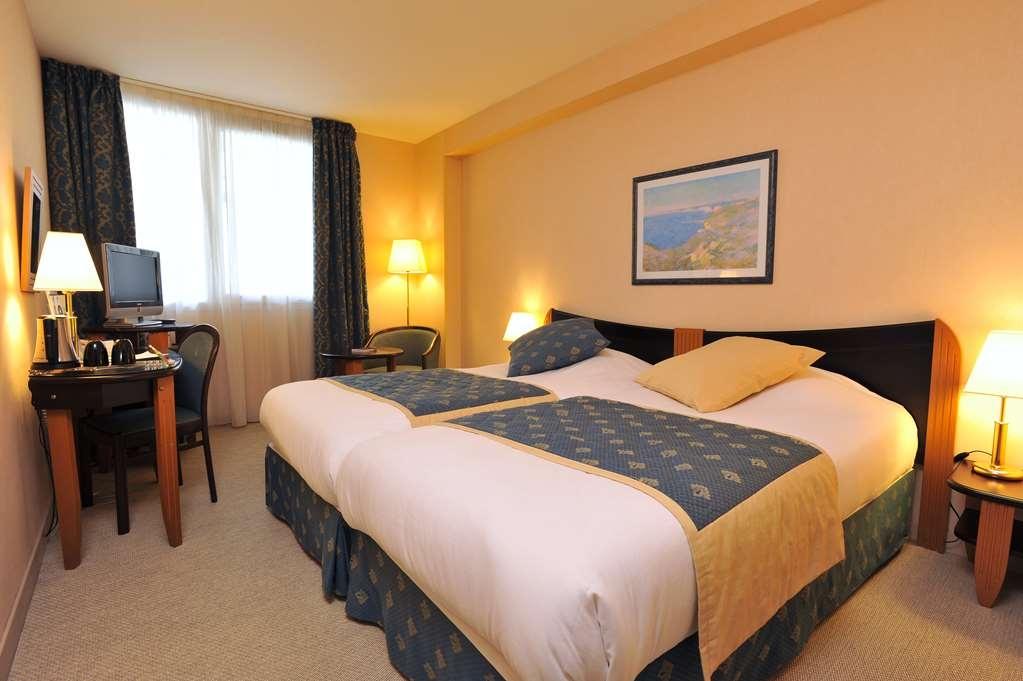 Best Western Crequi Lyon Part Dieu - Guest Room