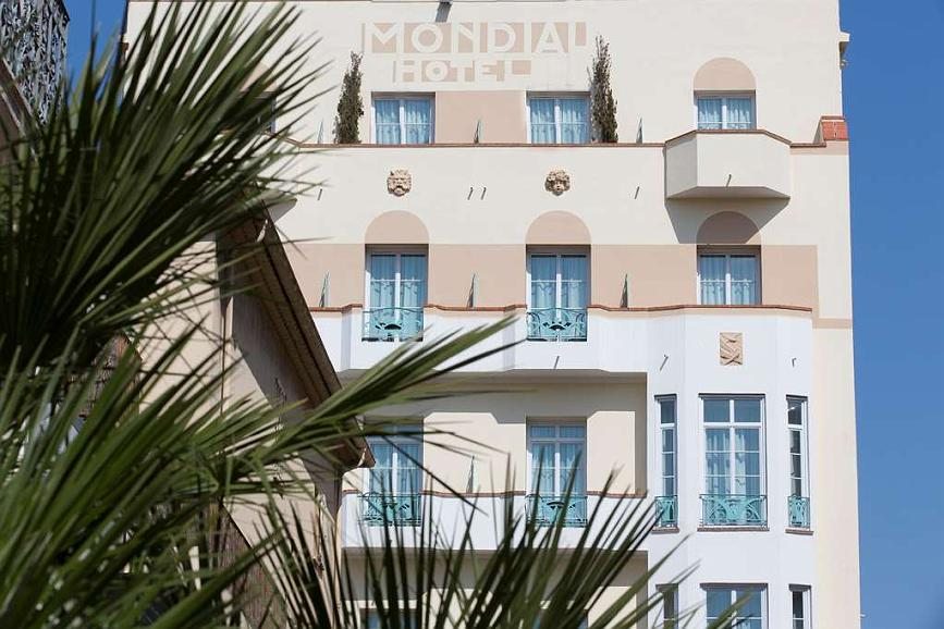 Hotel Le Mondial, BW Premier Collection - Vista exterior