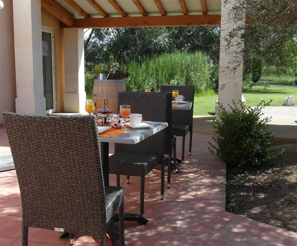 Best Western Hotel Aurelia - Terrasse