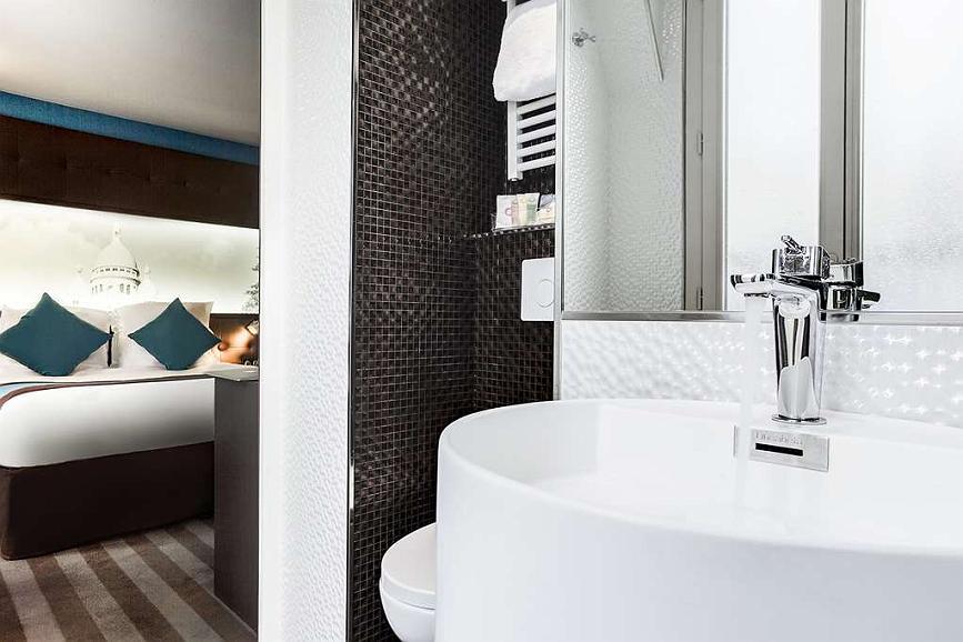 Hotel Best Western Nouvel Orleans Montparnasse, Paris