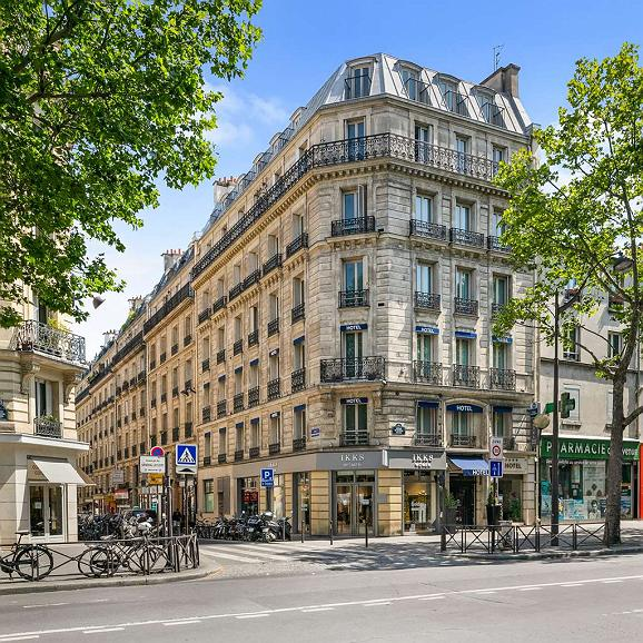 Best Western Nouvel Orleans Montparnasse - Aussenansicht