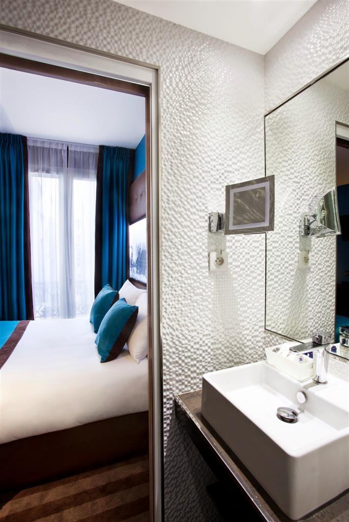 Best Western Nouvel Orleans Montparnasse - Salle de bain