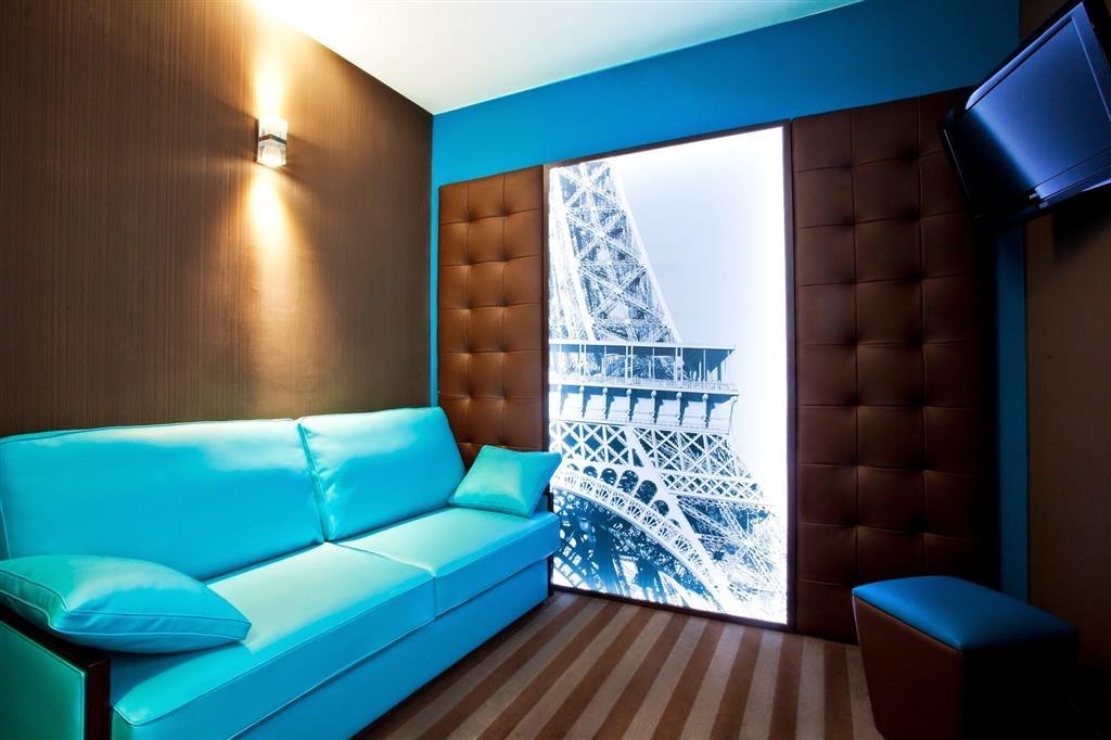 Best Western Nouvel Orleans Montparnasse - Camere / sistemazione