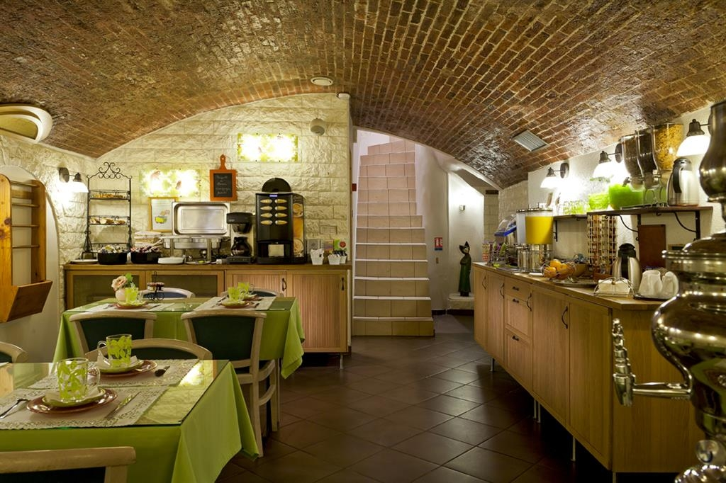 Best Western Aurore - Salle de petit déjeuner