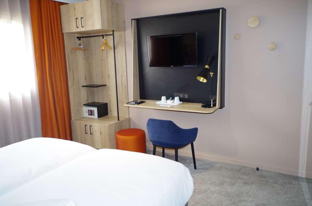 Best Western Ker Lann Aeroport - Chambres / Logements