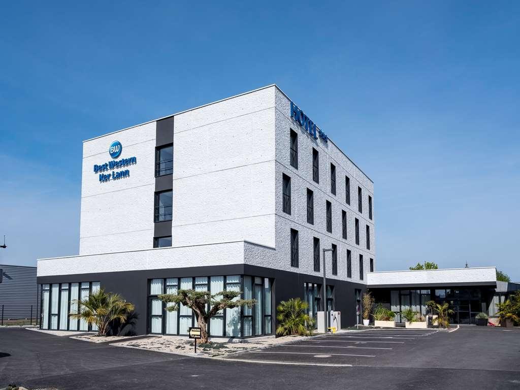 Best Western Ker Lann Aeroport - Facciata dell'albergo