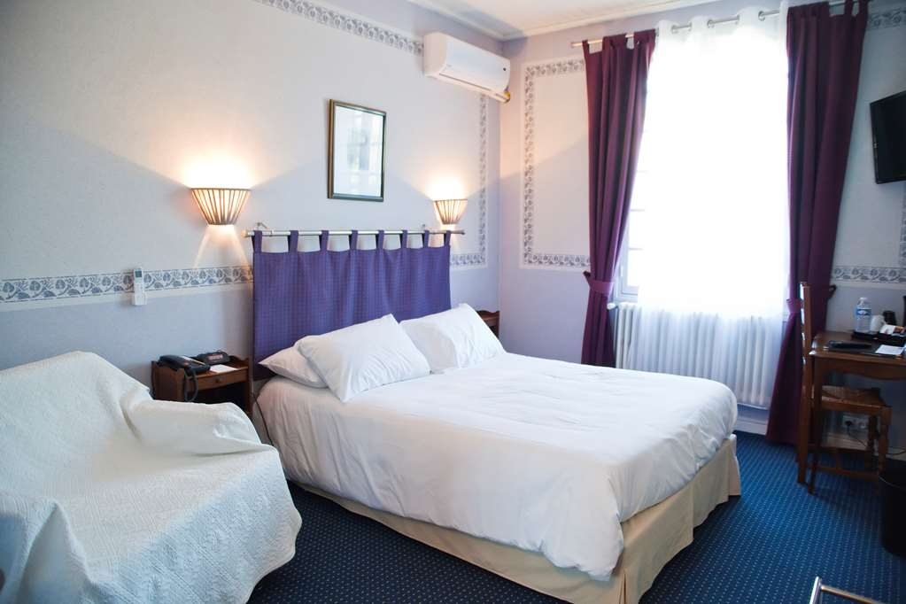 Best Western Le Val Majour - Confort Guest Room