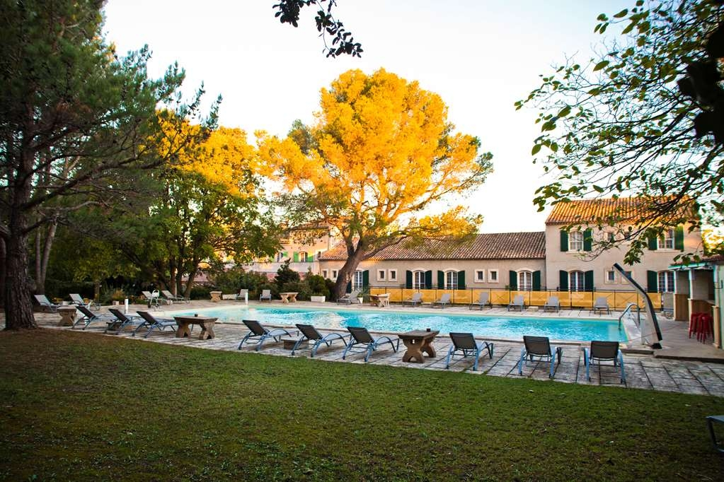 Best Western Le Val Majour - Outdoor Pool