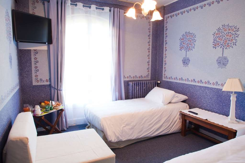 Best Western Le Val Majour - Family Guest Room