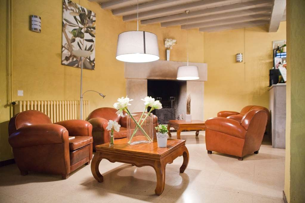 Best Western Le Val Majour - Lounge