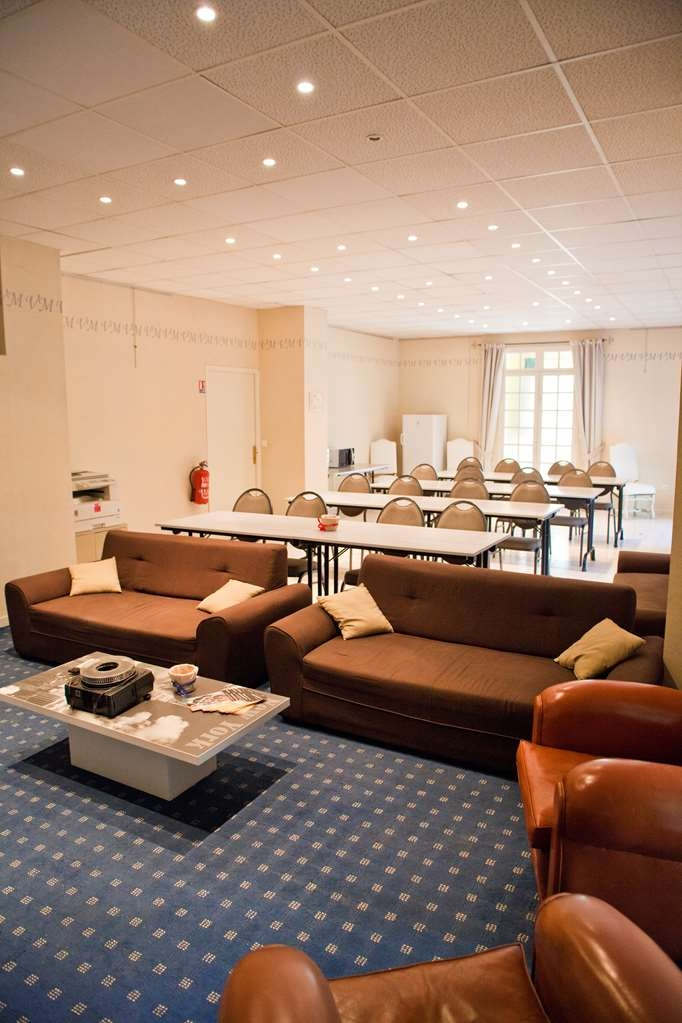 Best Western Le Val Majour - Meeting Room