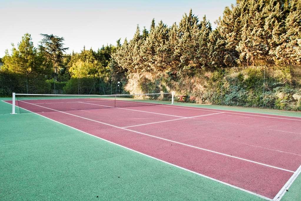 Best Western Le Val Majour - Tennis