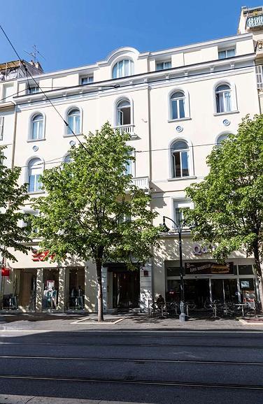Best Western Alba Hotel - Aussenansicht