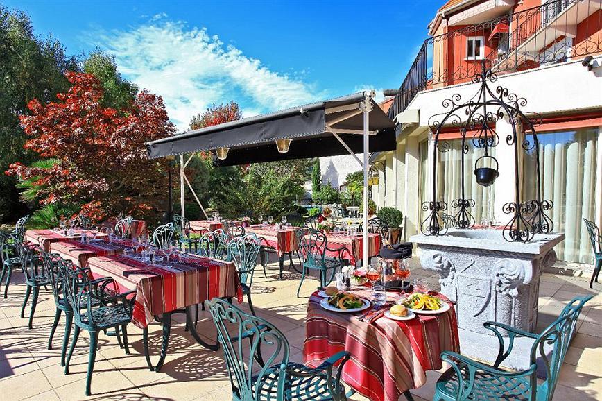 Best Western Beausejour - Terrasse