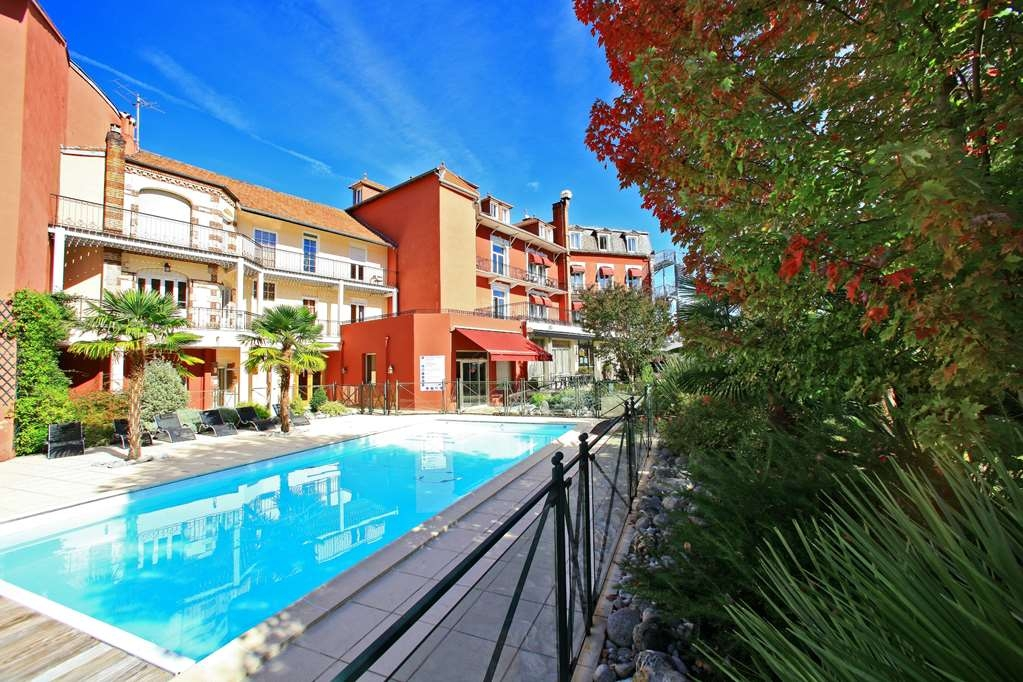 Best Western Beausejour - Piscina