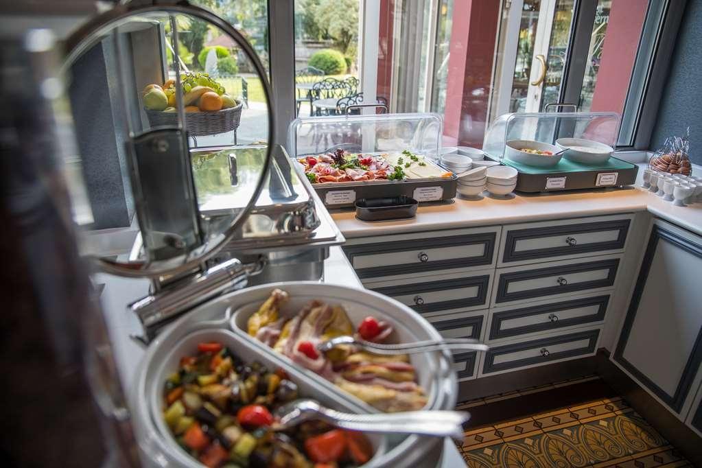 Best Western Beausejour - Buffet Breakfast 7.00 to 10.00