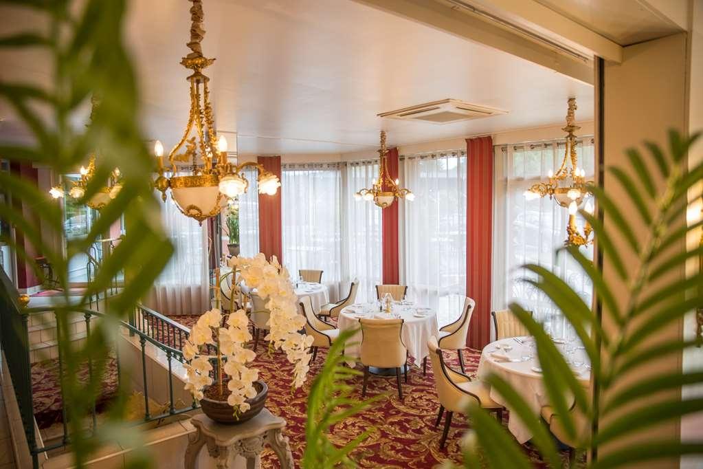 Best Western Beausejour - Restaurant Le Parc Hotel Best Western Beausejour Lourdes Hautes Pyrénées