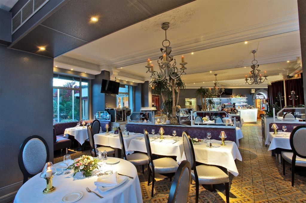 Best Western Beausejour - Restaurant