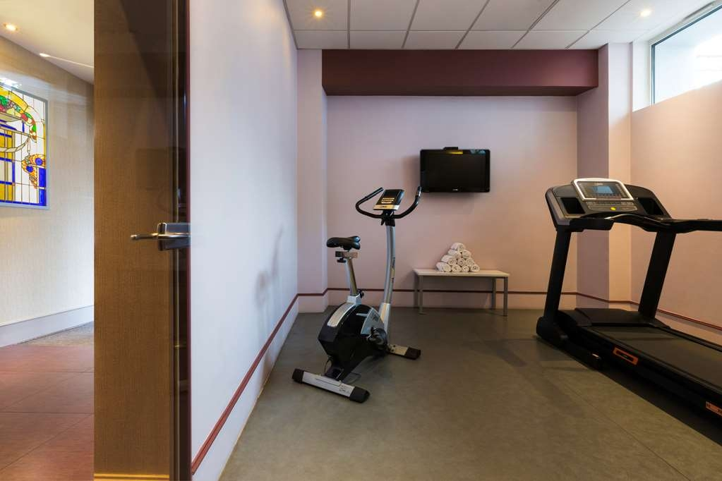 Best Western Plus Richelieu - Fitness Room