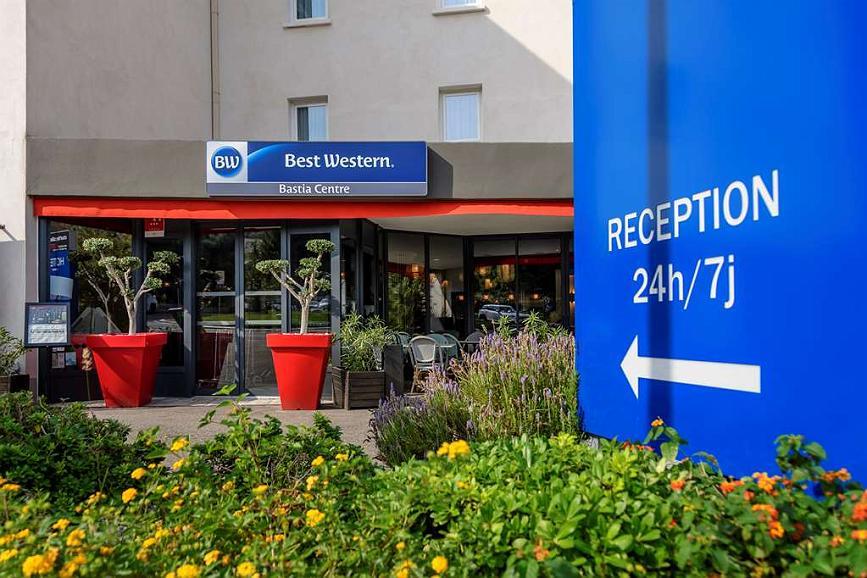 Hotel Best Western Bastia Centre, Bastia