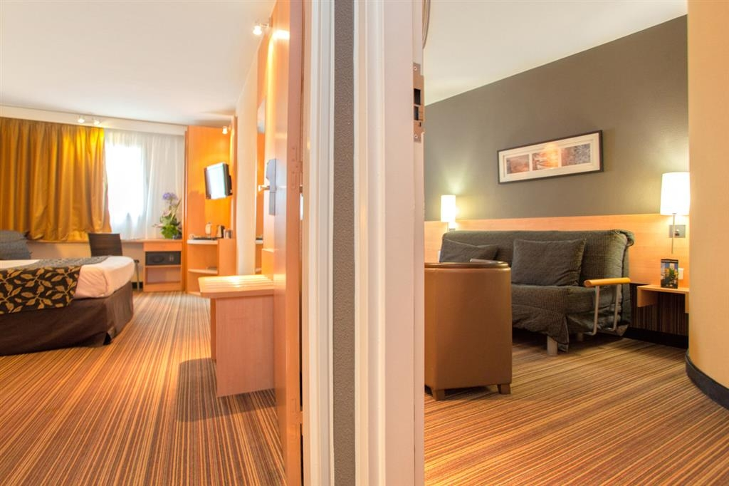 Best Western Bastia Centre - Suite