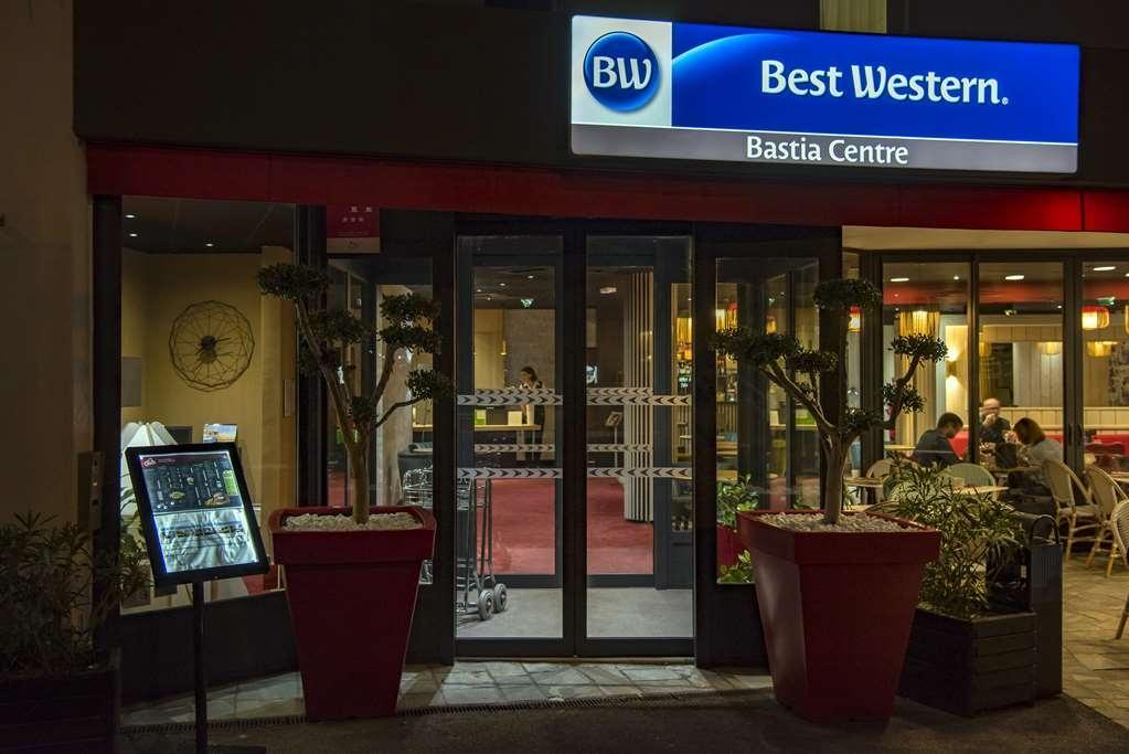 Best Western Bastia Centre - Vista Exterior