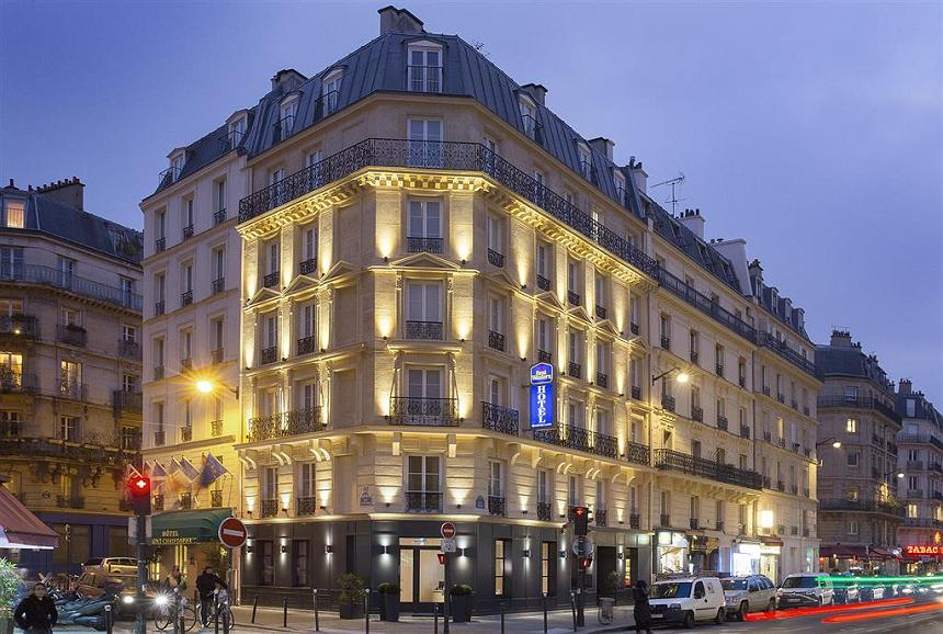Best western quartier latin pantheon à Paris
