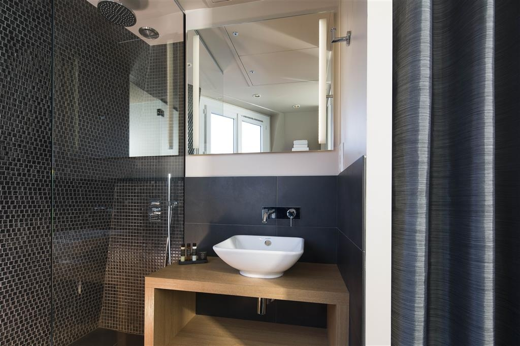 Best Western Plus Quartier Latin Pantheon - Bagno
