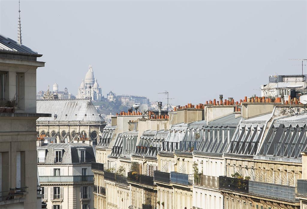 Best Western Plus Quartier Latin Pantheon - Vistas de la ciudad