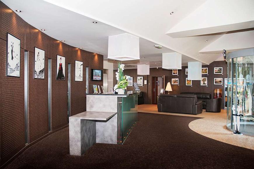Best Western Plus Hotel Colbert - Vue du lobby