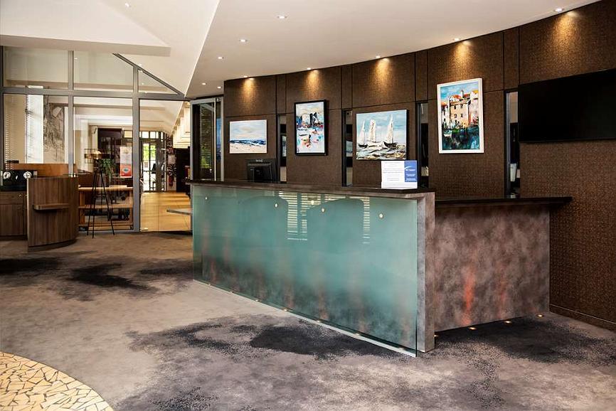 Best Western Plus Hotel Colbert - R ception HD