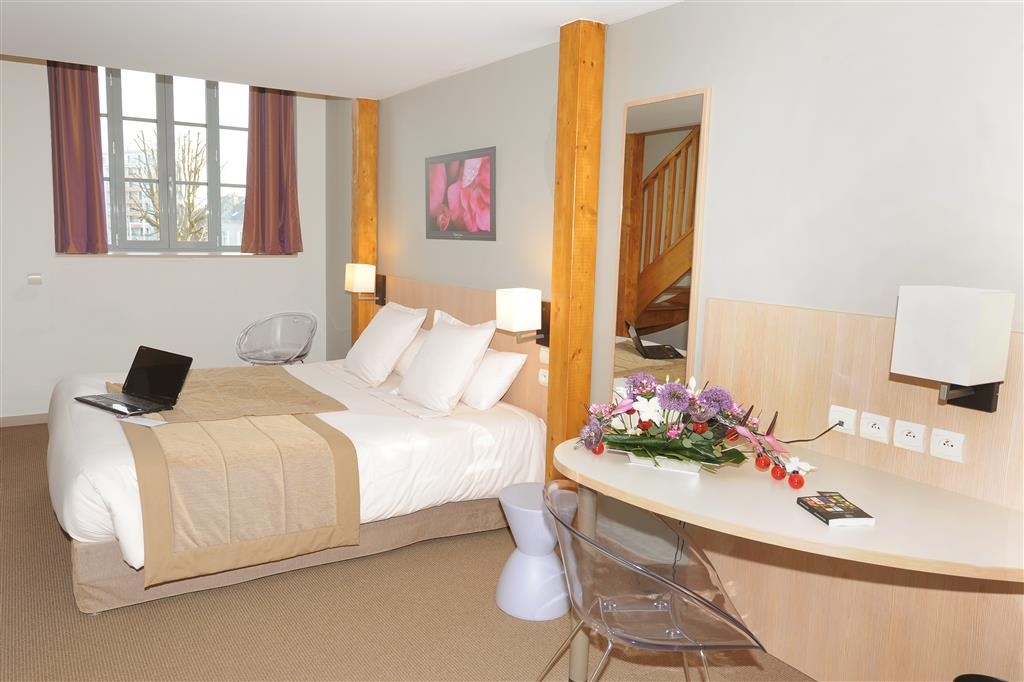 Best Western Plus Hotel Colbert - Chambre