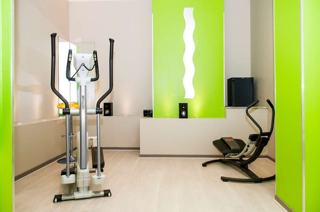 Best Western Plus Hotel Colbert - exercise chambre