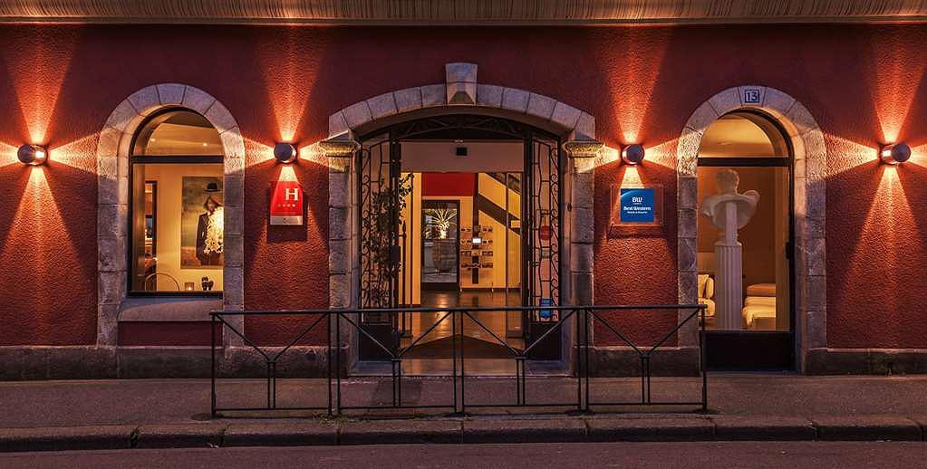 Best Western Plus Hotel Kregenn - Facade