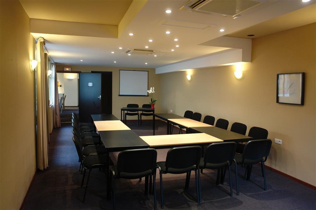 Best Western Kregenn - Salle de réunion