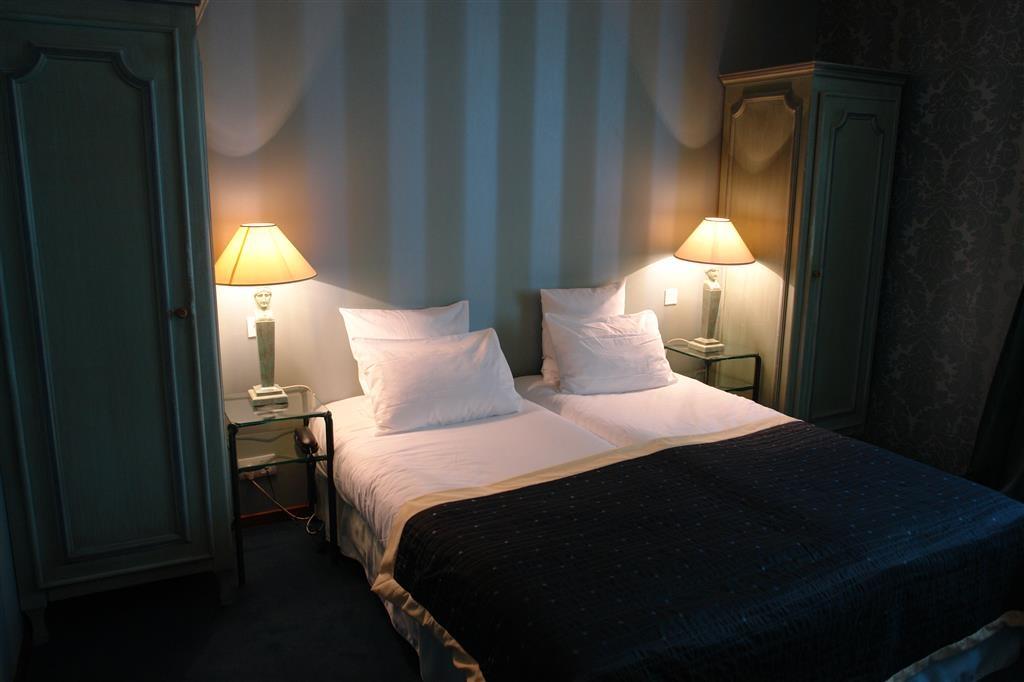 Best Western Kregenn - Guest Room