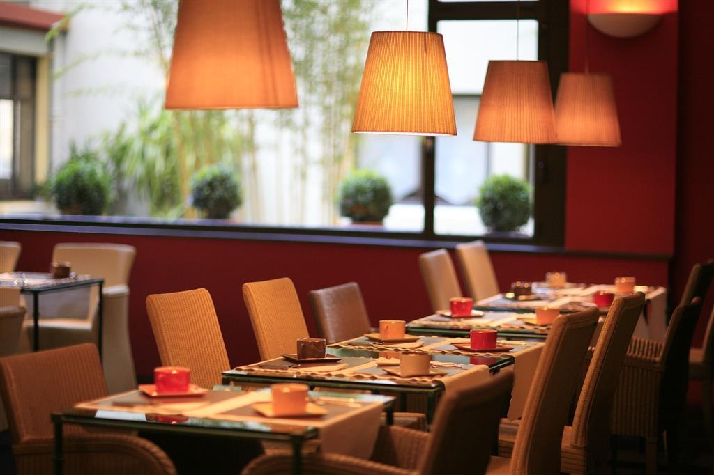 Best Western Kregenn - Breakfast Room