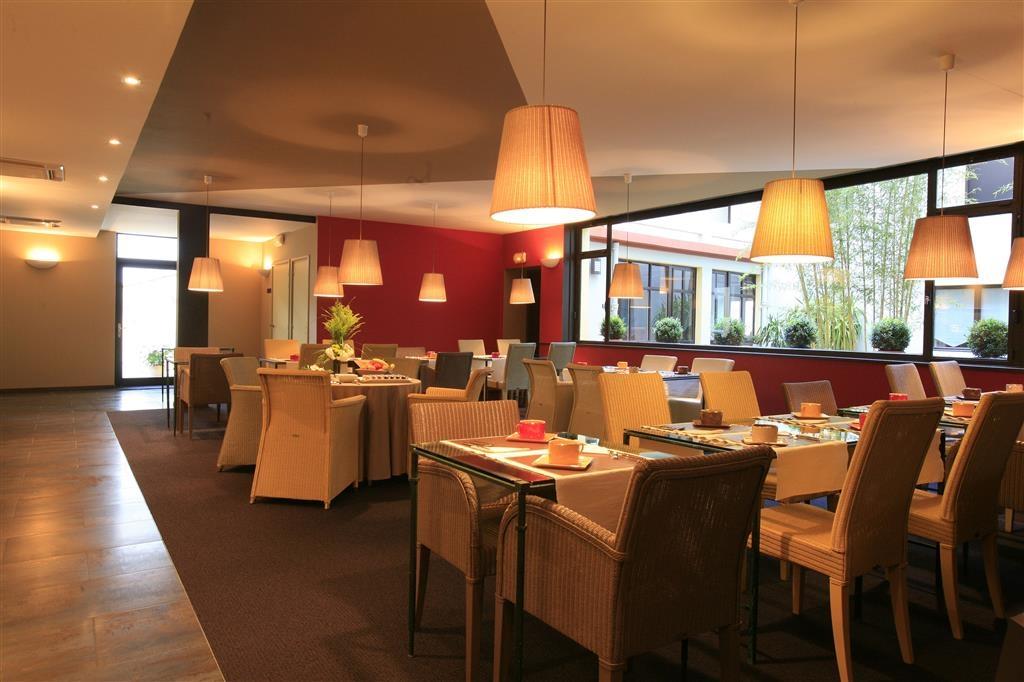 Best Western Kregenn - Le petit déjeuner buffet