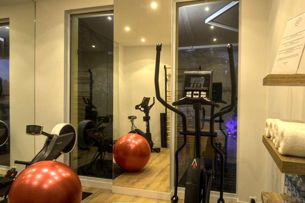 Best Western Kregenn - Fitness room