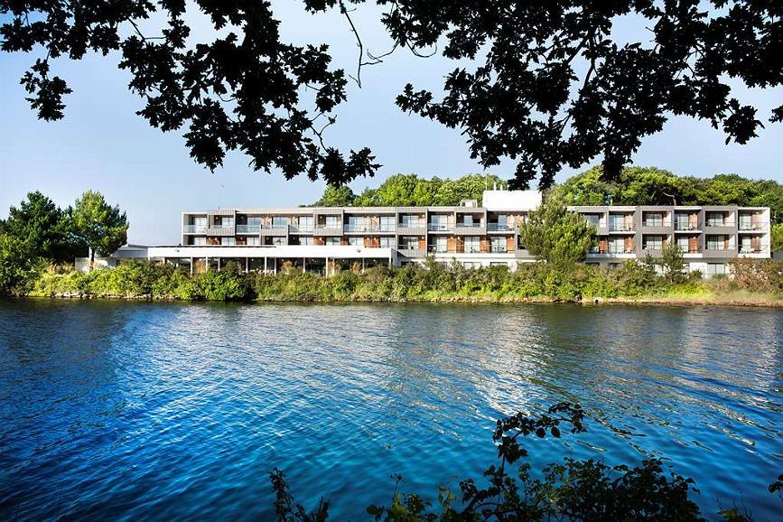 Best Western Plus Hotel les Rives du Ter - Aussenansicht