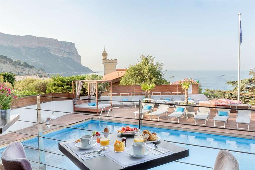 Hotel In Cassis Best Western Plus La Rade